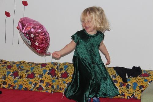 robe jupe roue - vert sapin la nuit - princesse des fêtes - 2 heures chrono!