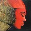 Peinture Femme Africaine