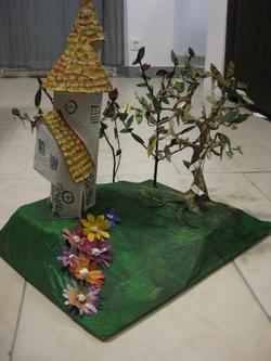 Petite maison avec jardin