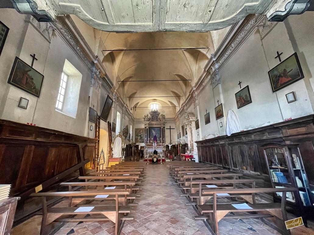 Chapelle de la Confrérie San Carlo Borromée - Monticello