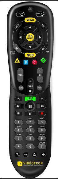 Vidéotron - faire reconnaître la nouvelle télé au décodeur numérique