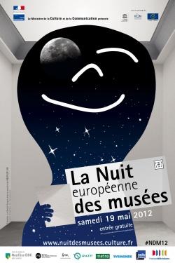 La Nuit des musées 2012