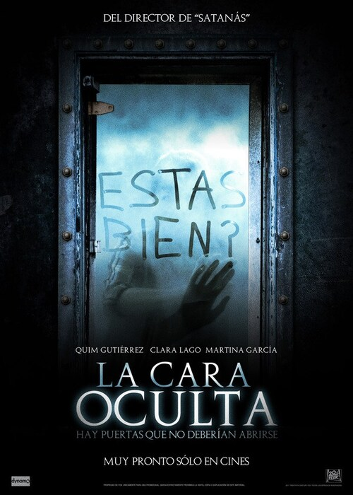 La Cara Oculta / The Hidden Face (2011)
