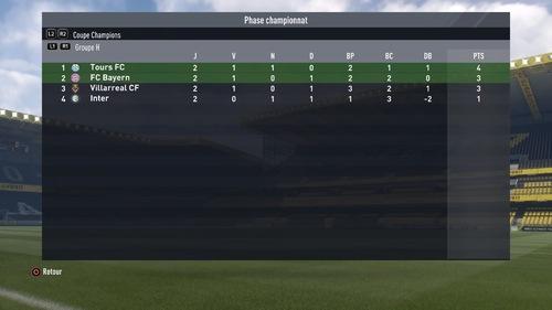 FIFA 17 : Tours FC 1 - 0 Bayern Munich !!!