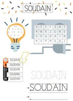 Les fichiers de mots outils... élémentaire!