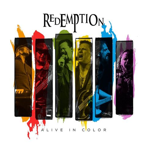 """REDEMPTION - """"Indulge In Color"""" [feat. Chris Poland] Clip Live"""