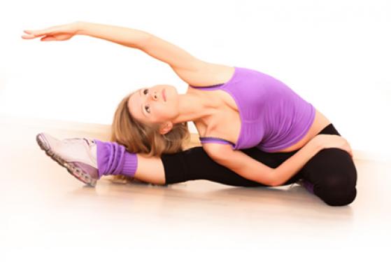 Упражнения из калланетики от целлюлита