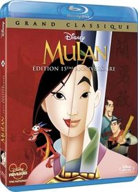 [Blu-ray] Mulan