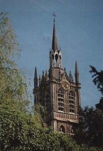 L'église décanale Saint-Nicolas d'Enghien