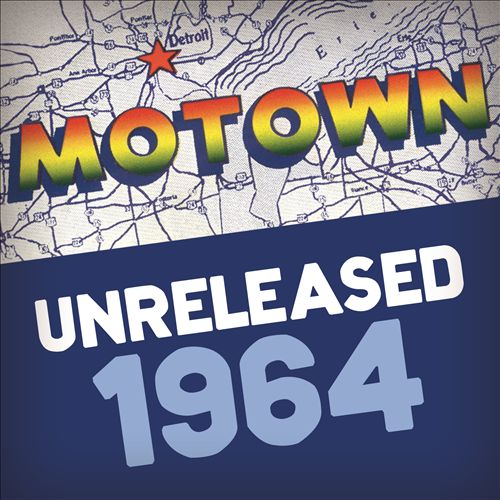 "Various Artists : "" Motown Unreleased 1964 Disc 2 "" CD Motown Records [ UK ]"