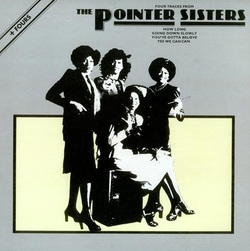 The Pointer Sisters - Four Tracks From The Pointer Sisters - Complete EP