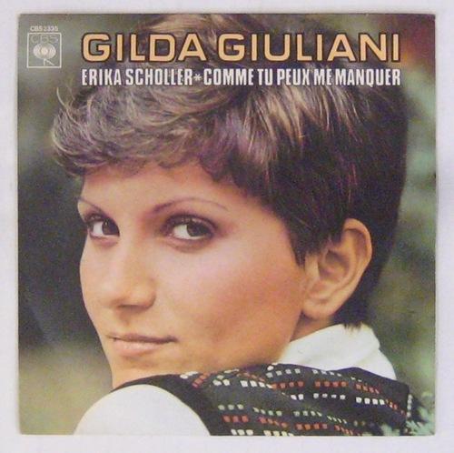 GIULIANI, Gilda - Amore Amore (Chansons italiennes)