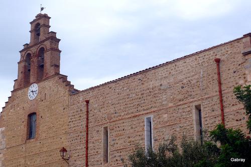 Peyrestortes: l'église ...