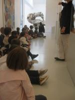 JP Pincemin au musée de Céret