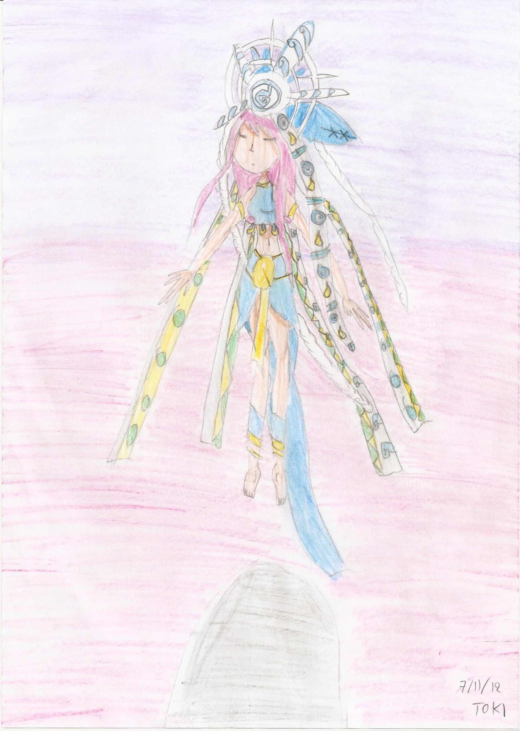 L'Esprit de la déesse