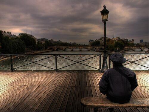 Paris en hiver, par WCA