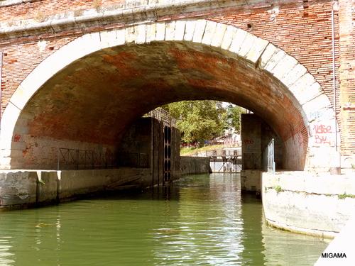Toulouse : péniche et promenade !