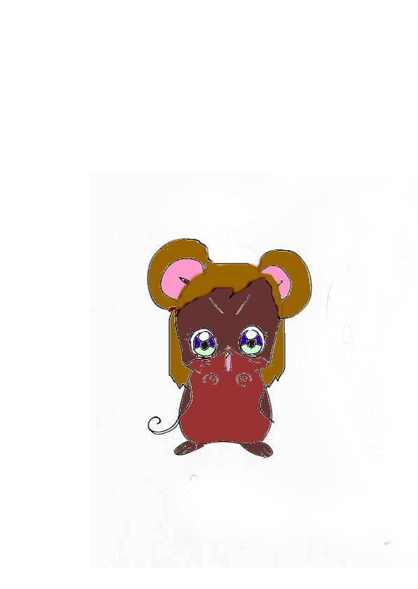 Flora5678 en hamster