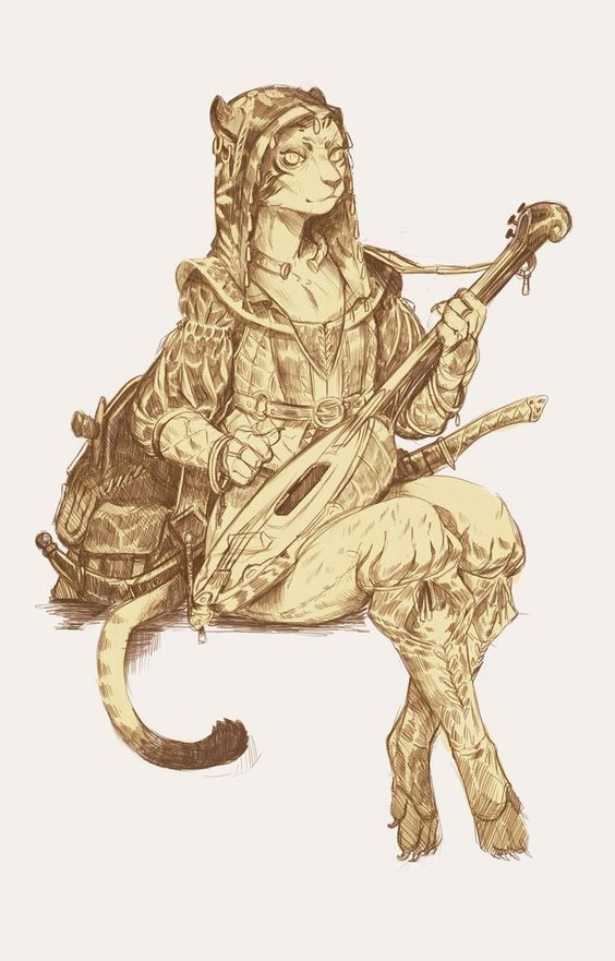 Image result for Tabaxi