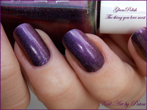 GlamPolish - The thing you love most