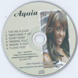 AQUIA - AQUIA (EP PROMO 200x)