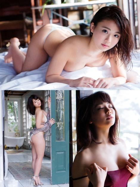 Magazine : ( [FRIDAY] - 08/07/2016 - Ikumi Hisamatsu, Saaya Irie, Natsumi Hirajima & Saori Yagami )