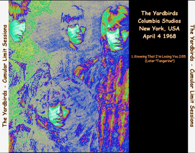 Live : The Yardbirds - Cumular Limit Sessions