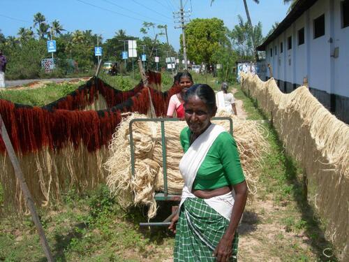 Arrivée dans le Kerala à Fort kochin