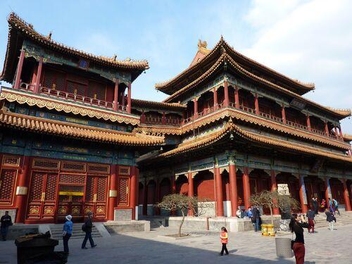 Suite de notre sejour a 北京 (Beijing)