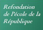 Refondation de l 'Ecole: Quel avenir ?  (Partie 4 : et la CO-EDUCATION ?)