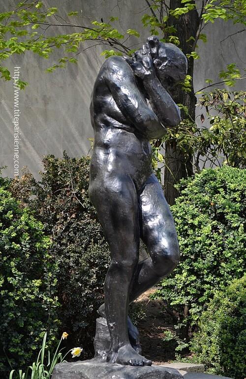 Jardin du Musée Rodin : Eve