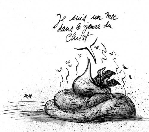 Christ dans l'urine, Sarkozy, Serrano