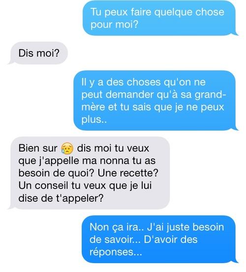 Sms de mères #23