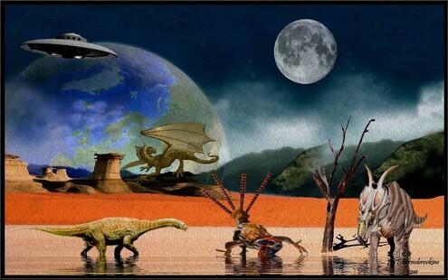 La planète des dinosaures
