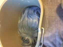 Laver/Entretenir une wig