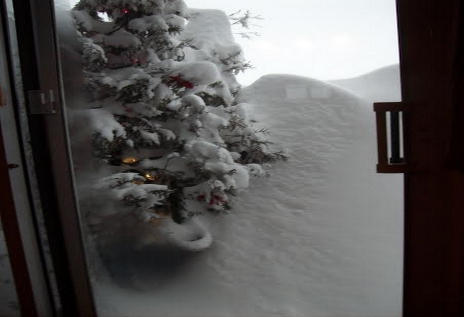 La neige au Québec !                         05 06