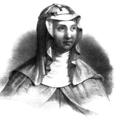 Sainte Brigitte de Suède
