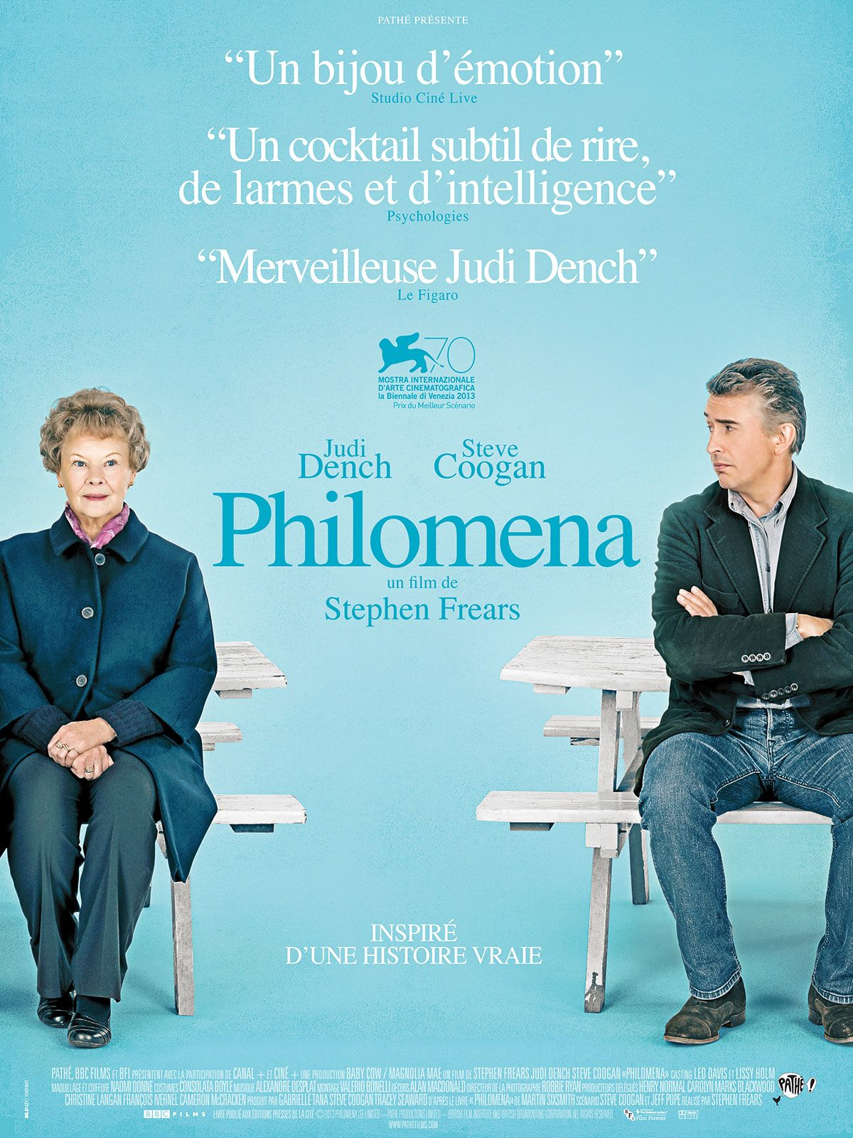 [Critique] Philomena
