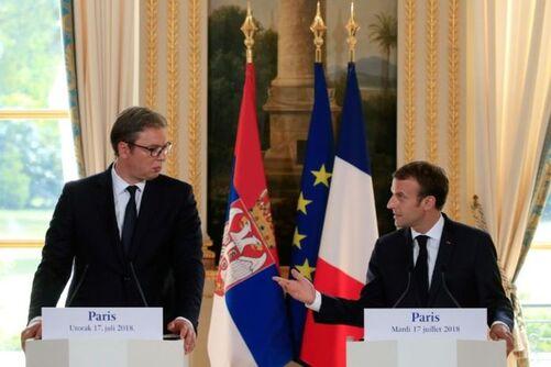 Pas d'adhésion «automatique» de la Serbie à l'UE en 2025 ...