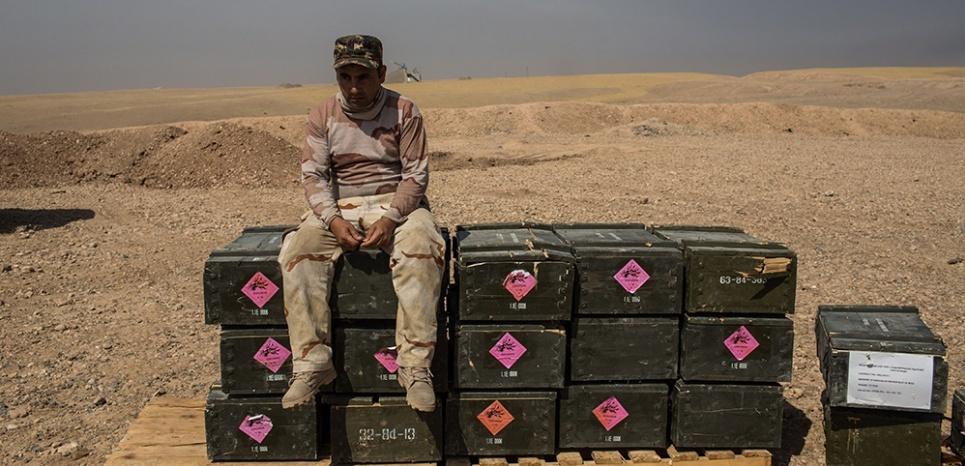 Daech en Irak : les inconnues de la bataille de Mossoul