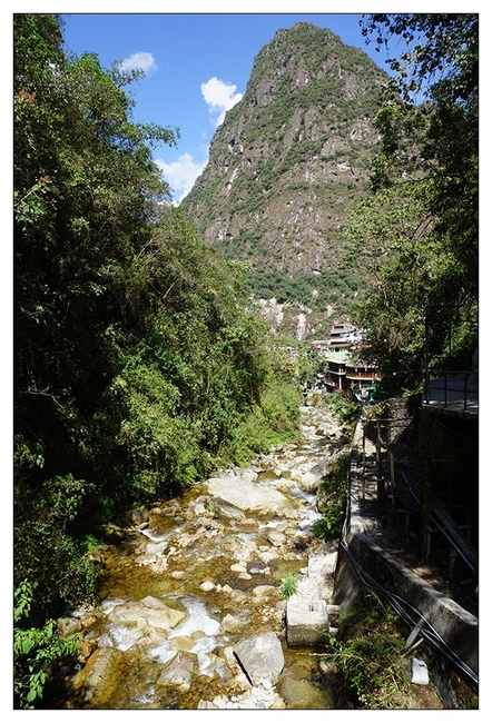 Aguas Calientes - Bains thermaux