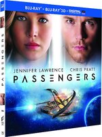[Blu-ray 3D] Passengers