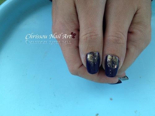 Nail Art miroir