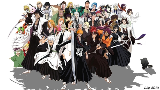 Bleach scan fr