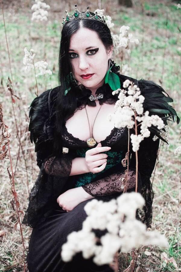 Lady Barbara, modèle