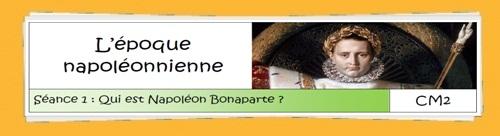 Histoire - L'époque napoléonienne