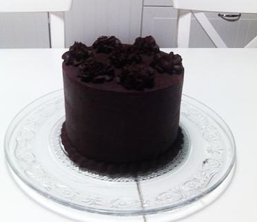 Layer cake tout choco