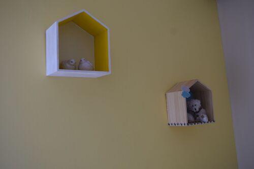 La chambre de petit pois