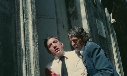 L'EMMERDEUR - BOX OFFICE LINO VENTURA 1973