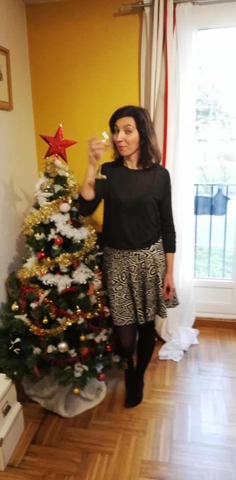 un Noël en bonne compagnie comme je les aime...